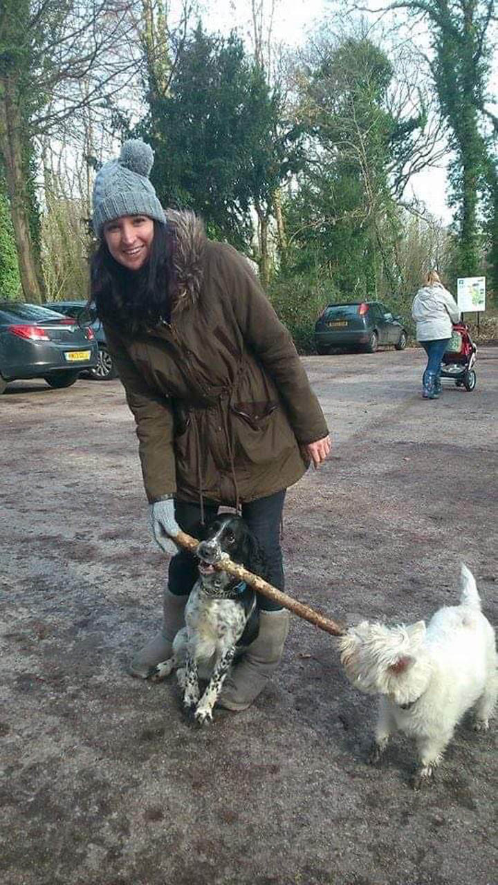 Sarm Heslop Missing Person with Dogs