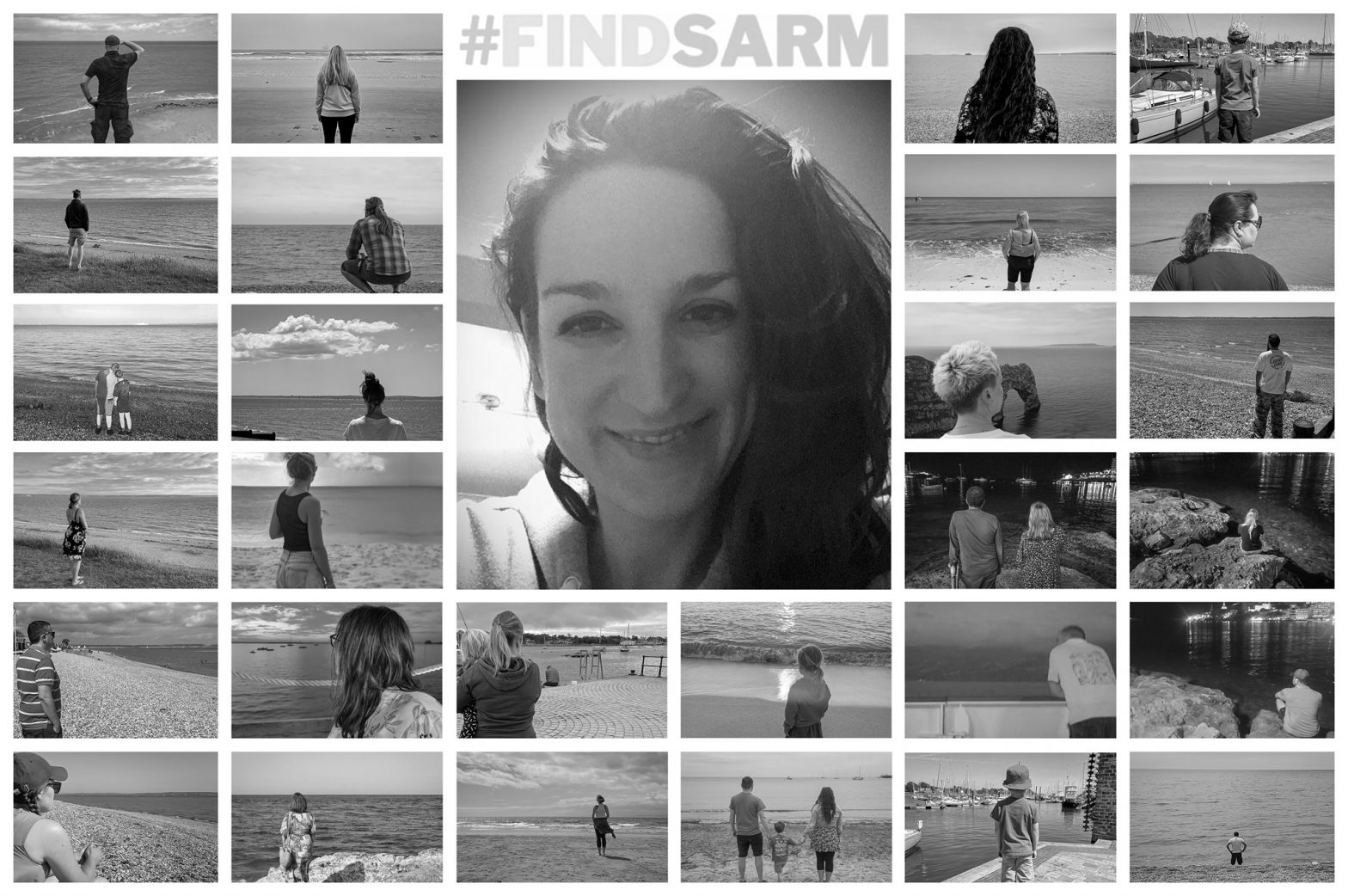 Findsarm Friends Collage